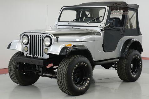 1980 Jeep CJ5   PS. 4x4. TWO TOPS. 3