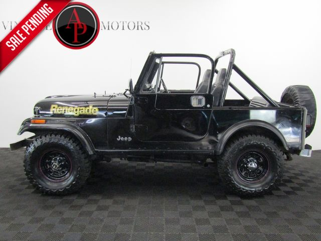 1980 Jeep CJ7 304 V8 AC PS PB