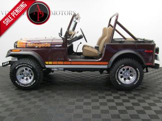 1980 Jeep CJ7 RENEGADE PS 4X4 V8 in Statesville, NC 28677