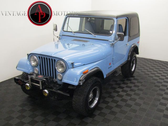 1980 Jeep CJ7 LEVI EDITION WITH PAPERWORK in Statesville, NC 28677