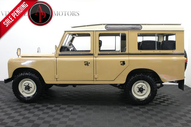 1980 Land Rover Santana 110 FRAME OFF RESTORATION DIESEL