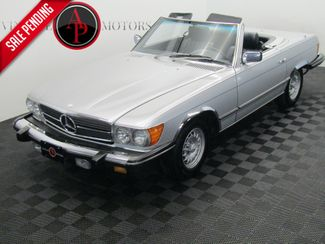 1980 Mercedes 450 SL V8 AUTO PS PB in Statesville, NC 28677