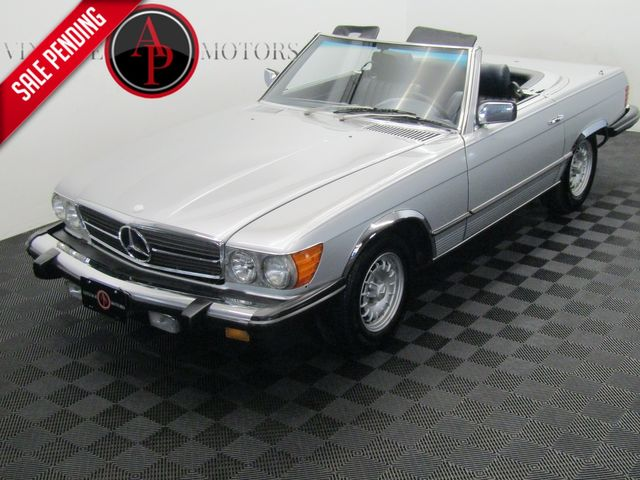 1980 Mercedes 450 SL V8 AUTO PS PB