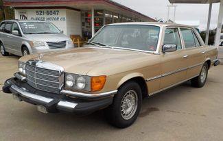 1980 Mercedes Benz Fayetteville , Arkansas 1