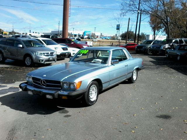 1980 Mercedes-Benz SLC Boerne, Texas 1