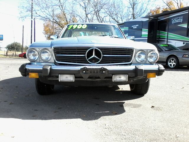 1980 Mercedes-Benz SLC Boerne, Texas 8