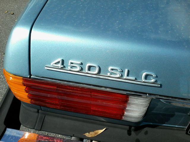 1980 Mercedes-Benz SLC Boerne, Texas 10