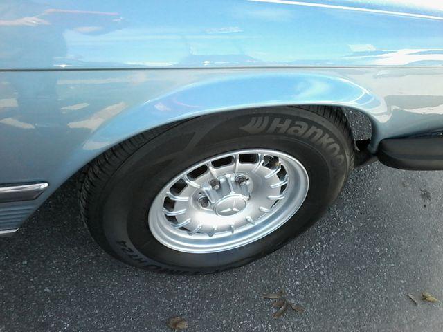 1980 Mercedes-Benz SLC Boerne, Texas 24