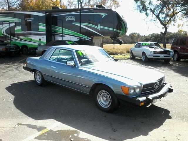 1980 Mercedes-Benz SLC Boerne, Texas 3