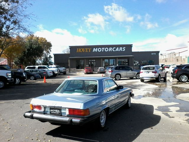1980 Mercedes-Benz SLC Boerne, Texas 5