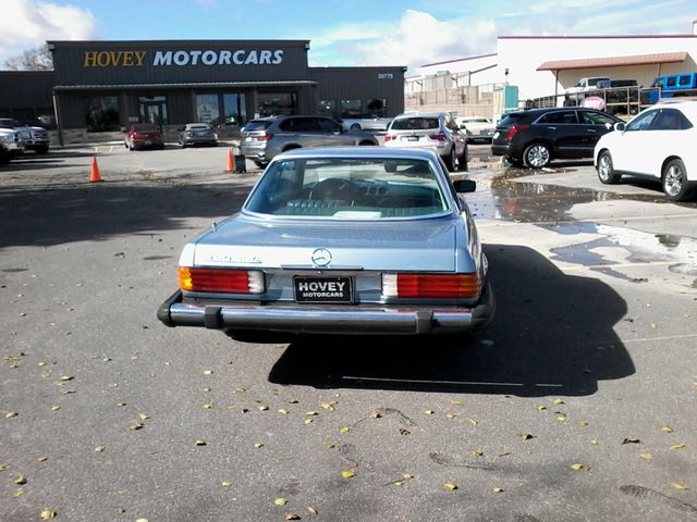 1980 Mercedes-Benz SLC Boerne, Texas 6