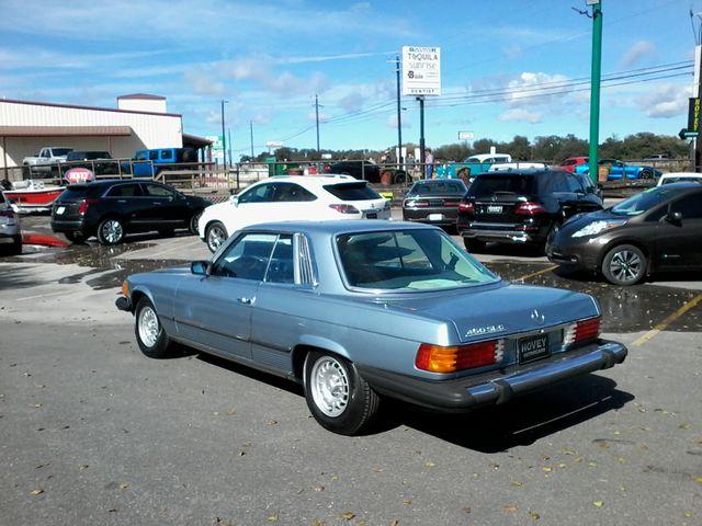 1980 Mercedes-Benz SLC Boerne, Texas 7