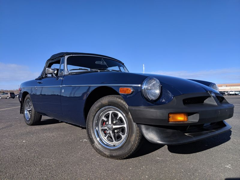 1980 Mgb Roadster   Fultons Used Cars Inc  in , Colorado
