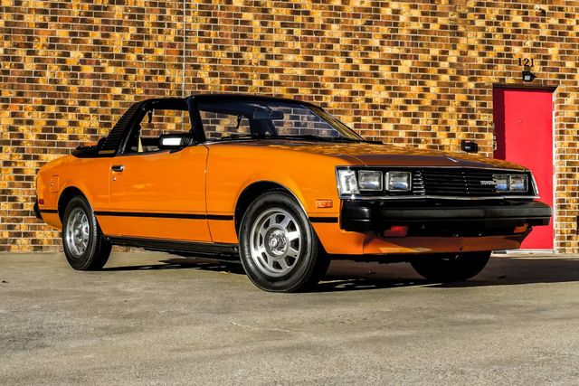 1980 Toyota CELICA GT 1 OF 500 SUNCHASERS 58K MILES WITH ALL DOCUMENTS Phoenix, Arizona 0