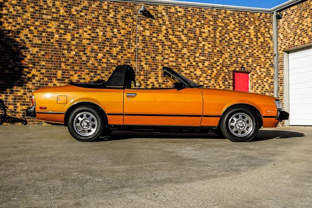 1980 Toyota CELICA GT 1 OF 500 SUNCHASERS 58K MILES WITH ALL DOCUMENTS Phoenix, Arizona 6