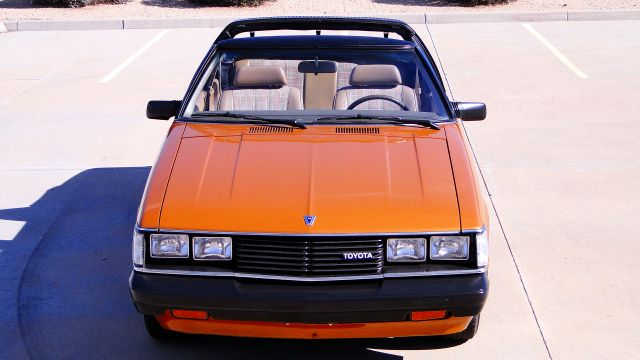1980 Toyota CELICA GT 1 OF 500 SUNCHASERS 58K MILES WITH ALL DOCUMENTS Phoenix, Arizona 11