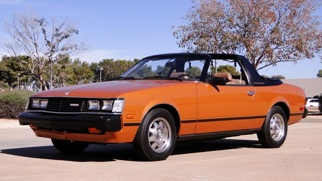 1980 Toyota CELICA GT 1 OF 500 SUNCHASERS 58K MILES WITH ALL DOCUMENTS Phoenix, Arizona 5