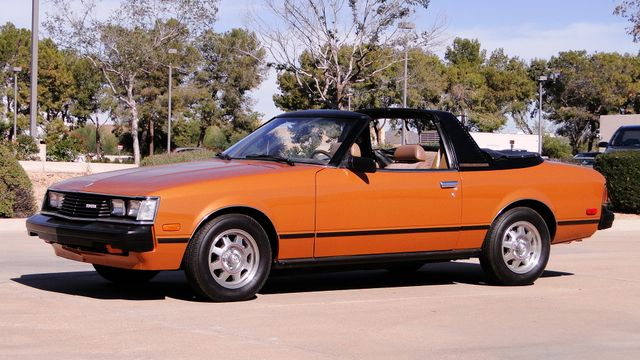 1980 Toyota CELICA GT 1 OF 500 SUNCHASERS 58K MILES WITH ALL DOCUMENTS Phoenix, Arizona 13
