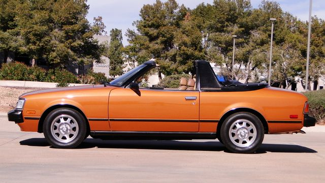 1980 Toyota CELICA GT 1 OF 500 SUNCHASERS 58K MILES WITH ALL DOCUMENTS Phoenix, Arizona 22