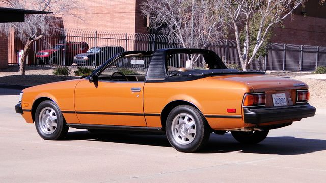 1980 Toyota CELICA GT 1 OF 500 SUNCHASERS 58K MILES WITH ALL DOCUMENTS Phoenix, Arizona 23