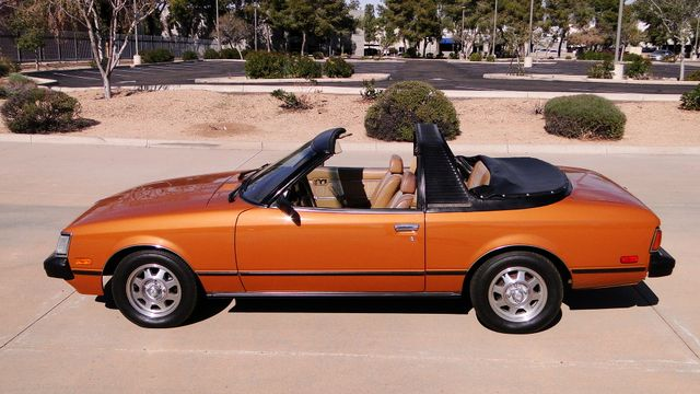 1980 Toyota CELICA GT 1 OF 500 SUNCHASERS 58K MILES WITH ALL DOCUMENTS Phoenix, Arizona 15