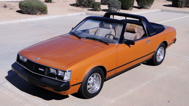 1980 Toyota CELICA GT 1 OF 500 SUNCHASERS 58K MILES WITH ALL DOCUMENTS Phoenix, Arizona 25