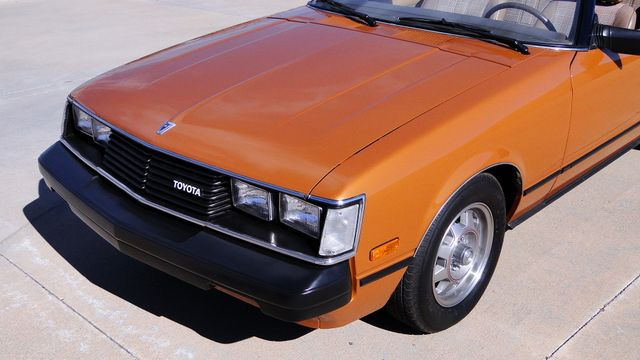 1980 Toyota CELICA GT 1 OF 500 SUNCHASERS 58K MILES WITH ALL DOCUMENTS Phoenix, Arizona 26
