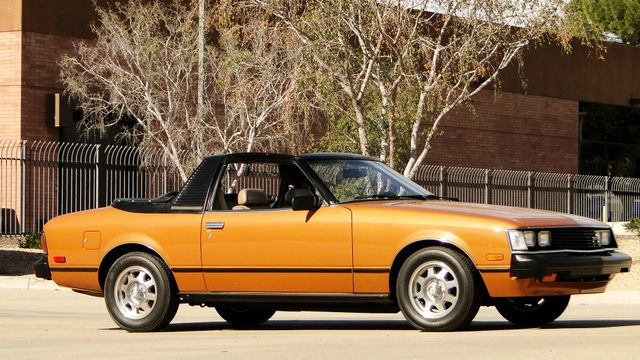 1980 Toyota CELICA GT 1 OF 500 SUNCHASERS 58K MILES WITH ALL DOCUMENTS Phoenix, Arizona 48