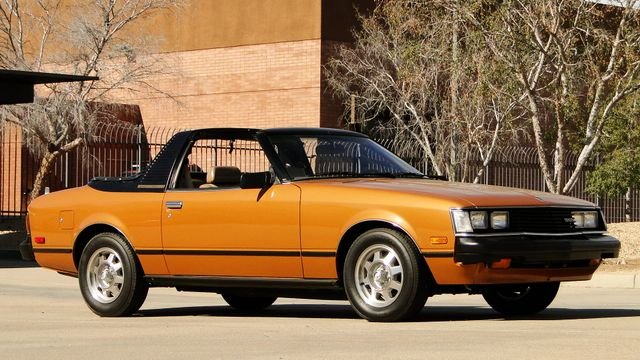 1980 Toyota CELICA GT 1 OF 500 SUNCHASERS 58K MILES WITH ALL DOCUMENTS Phoenix, Arizona 20
