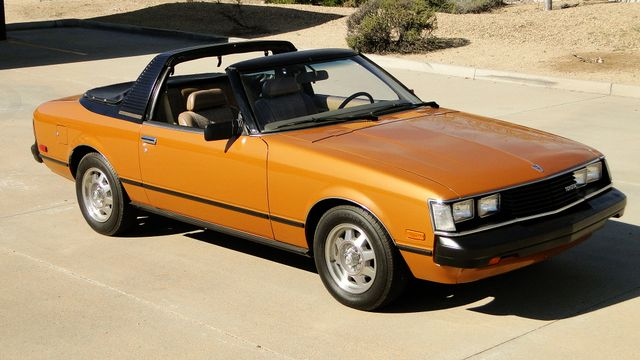 1980 Toyota CELICA GT 1 OF 500 SUNCHASERS 58K MILES WITH ALL DOCUMENTS Phoenix, Arizona 17
