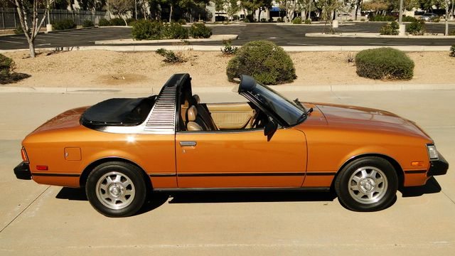 1980 Toyota CELICA GT 1 OF 500 SUNCHASERS 58K MILES WITH ALL DOCUMENTS Phoenix, Arizona 16
