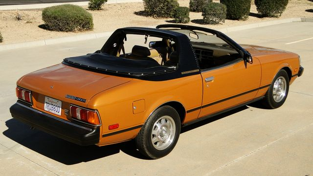 1980 Toyota CELICA GT 1 OF 500 SUNCHASERS 58K MILES WITH ALL DOCUMENTS Phoenix, Arizona 18