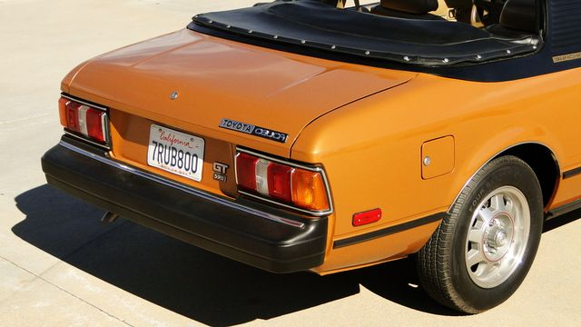 1980 Toyota CELICA GT 1 OF 500 SUNCHASERS 58K MILES WITH ALL DOCUMENTS Phoenix, Arizona 27