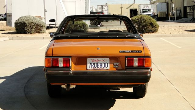 1980 Toyota CELICA GT 1 OF 500 SUNCHASERS 58K MILES WITH ALL DOCUMENTS Phoenix, Arizona 10