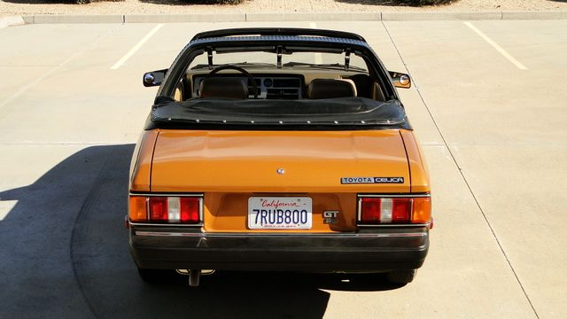 1980 Toyota CELICA GT 1 OF 500 SUNCHASERS 58K MILES WITH ALL DOCUMENTS Phoenix, Arizona 12