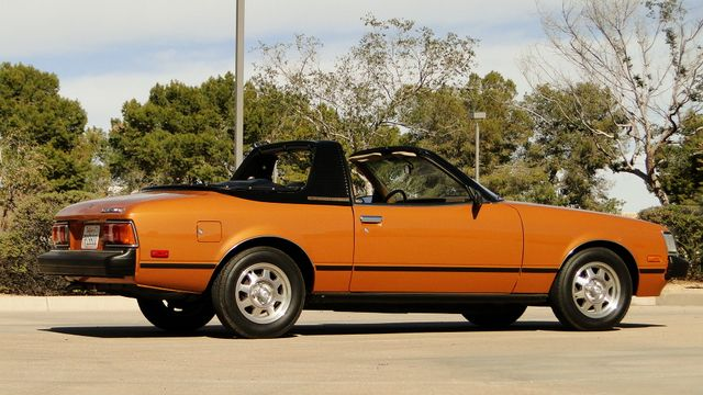1980 Toyota CELICA GT 1 OF 500 SUNCHASERS 58K MILES WITH ALL DOCUMENTS Phoenix, Arizona 14