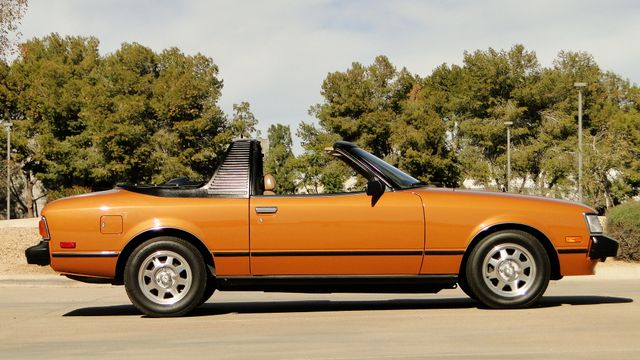 1980 Toyota CELICA GT 1 OF 500 SUNCHASERS 58K MILES WITH ALL DOCUMENTS Phoenix, Arizona 21