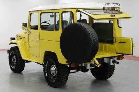 1980 Toyota LAND CRUISER FJ40. FRAME OFF RESTORED. FACTORY HARDTOP.  | Denver, CO | Worldwide Vintage Autos in Denver, CO