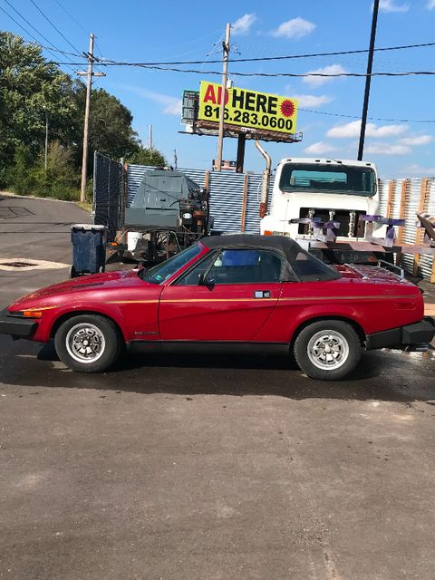 1980 Triumph Tr7 Dallas, Georgia 1