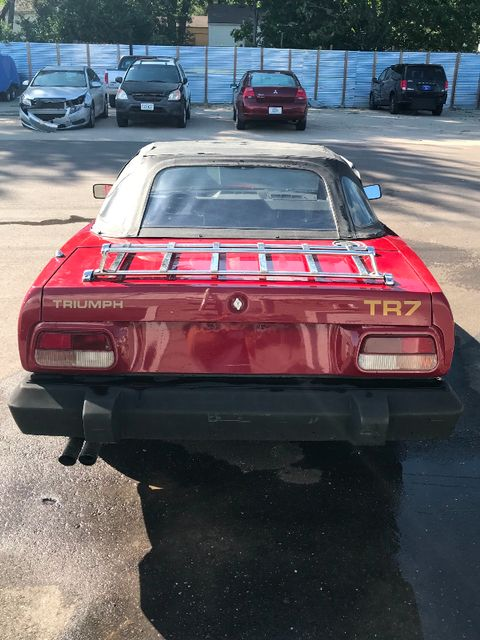 1980 Triumph Tr7 Dallas, Georgia 2