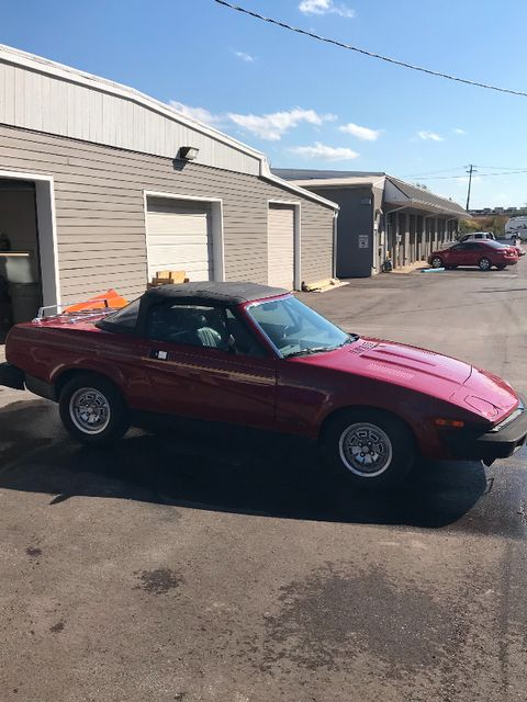1980 Triumph Tr7 Dallas, Georgia 3