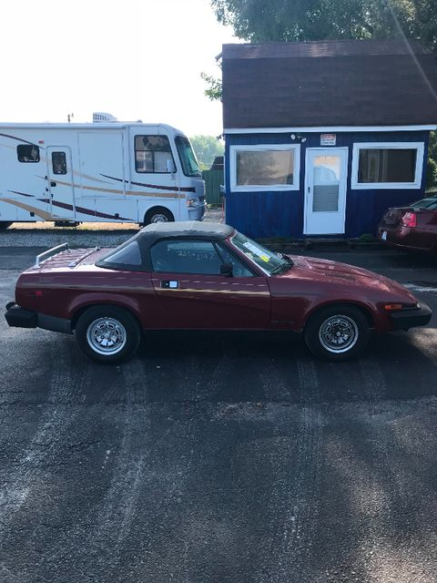 1980 Triumph Tr7 Dallas, Georgia 8
