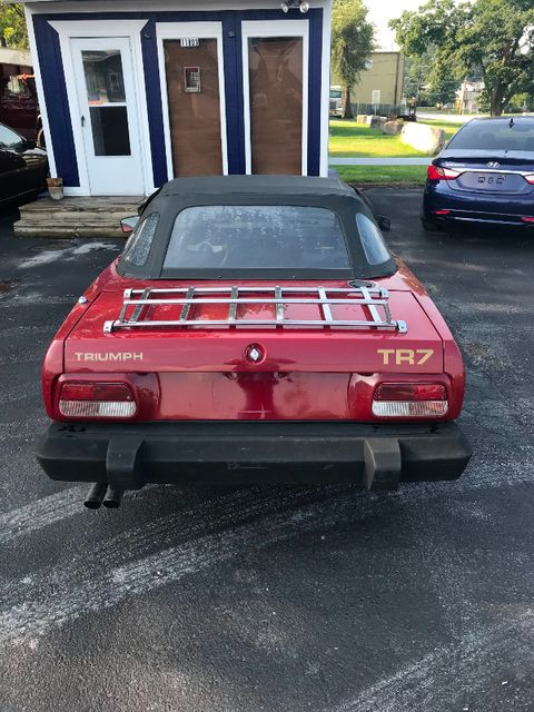 1980 Triumph Tr7 Dallas, Georgia 9