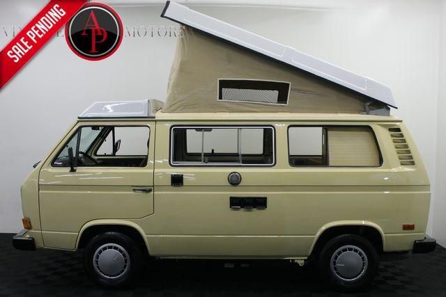1980 Volkswagen VANAGON WESTFALIA CAMPER 81K