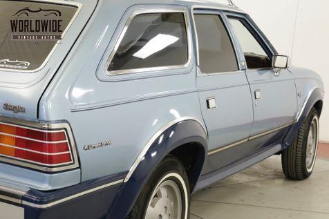 1981 Amc EAGLE TIME CAPSULE 64K ORIGINAL MI IMMACULATE  | Denver, CO | Worldwide Vintage Autos in Denver, CO