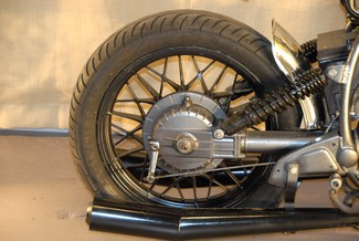 1981 BMW R100 VINTAGE STREET BOBBER MOTORCYCLE MADE TO ORDER Mendham, New Jersey 35