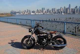 1981 BMW R100 CUSTOM BOBBER WITH FAT BOB H-D TANK MADE TO ORDER Mendham, New Jersey