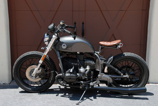 1981 BMW R100 VINTAGE STREET BOBBER MOTORCYCLE MADE TO ORDER Mendham, New Jersey 5