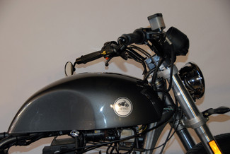 1981 BMW R100 VINTAGE STREET BOBBER MOTORCYCLE MADE TO ORDER Mendham, New Jersey 21