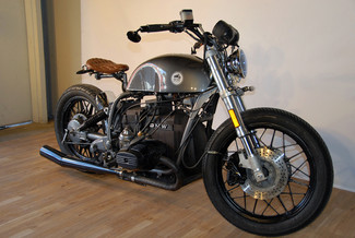 1981 BMW R100 VINTAGE STREET BOBBER MOTORCYCLE MADE TO ORDER Mendham, New Jersey 26